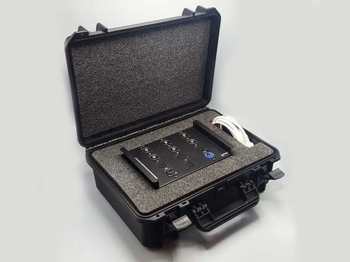 Valise etanche Jumbo Case 515 avec mousse de calage (LAM)